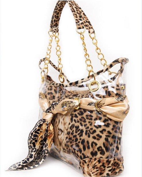 Тигровая сумка новая.