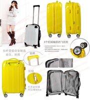 Дорожная сумка Www.BlingInBox.com 24/abs + PC /spinner 8 LU010049