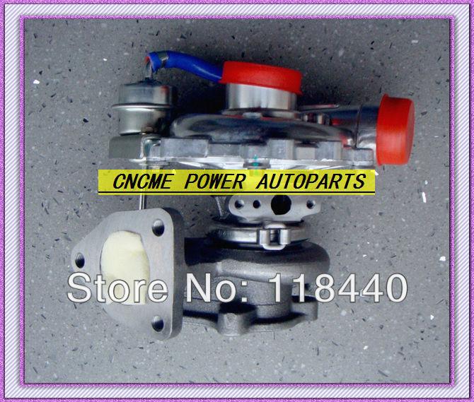 CT16 17201-30030 oil cooled turbo Turbocharger Toyota Hiace Hilux 2.5 D4D 2001- 2.5L 102HP 2KD-FTV 2KD Turbocharger GASKETS (4)