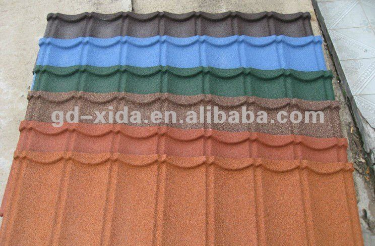 colorful asphalt roof tile price per sheet tile