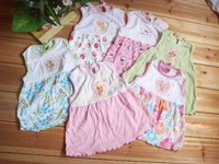 Платье для девочек 10 Pieces Baby Infant / Toddler Girl Dress Summer Size 1-2 multicolor