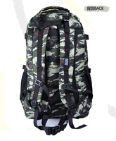 Free Shipping 2013 new high quality large capacity military nylon bag / travel bags fro men mens backpack Enhanced Edition