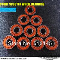 профессионального трюк скутер/скейтборд колесо/коньках колесо 608rs подшипники abec-9 класса стандарт, трюк колеса скутера колышки, керамика
