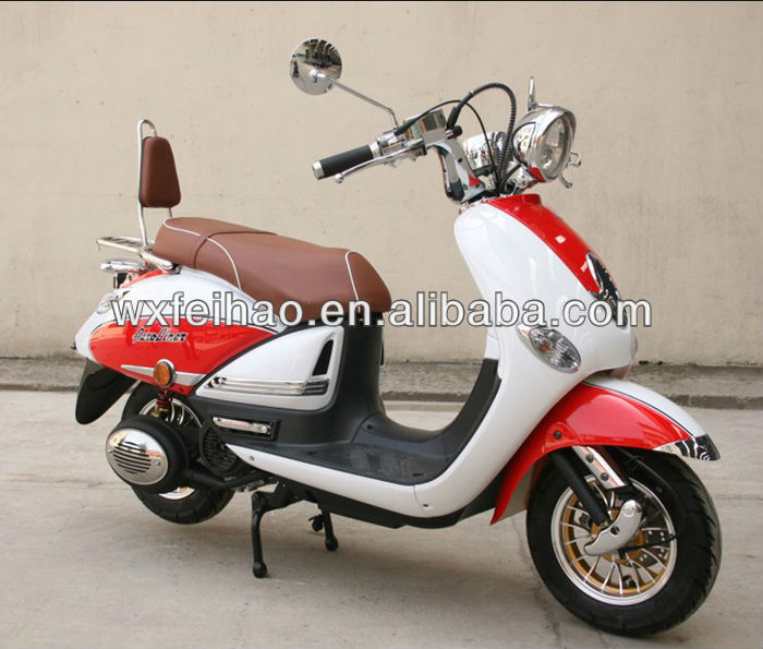 50cc 125cc scooter golden beetle new design motorcycle