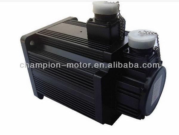 208 230 240 V 1300w Servo Motor 3 Phase Motor Speed