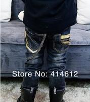 Джинсы для мальчиков New Style nz112!