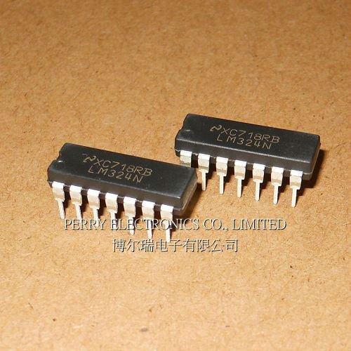 IC LM324N