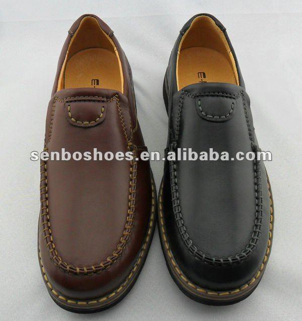 E.POLEM 2014 leather shoe footwear shoes