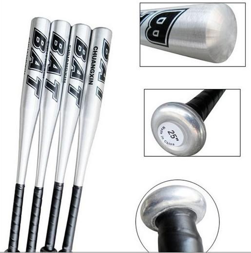Тоары для бейсбола и софтбола High Quality Aluminum Alloy Bat Baseball Bat Self-defense Equipment 20inch 2pcs/lot