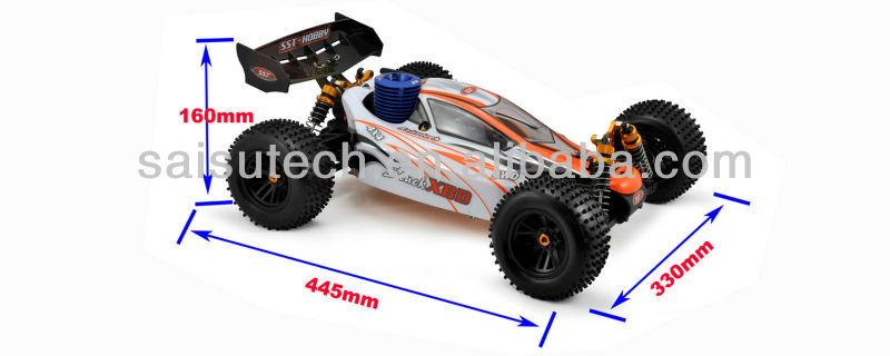 rc nitro gas cars for sale 1:10XL 4wd off road rc nitro buggy 20cxp engine 2.4Ghz radio wholesale nitro rc cars