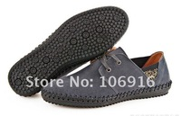 Мужские кроссовки Men's Classic Pop Fashion Casual Shoes No glue Handmade Shoes New #RW261 Gray Size 39-44