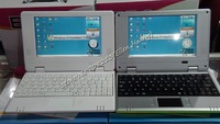 Special Offer Notebook ! Cheap 7 inch 8650 Mini Netbook Laptop Notebook WIFI Android 2.2/Windows CE 6.0 2GB HD 5 Color FreeShip