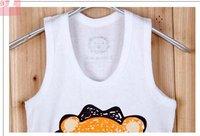 Футболка для девочек OEM 12pcs/lot 3/5 ,  Baby 2012