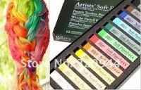 Пастель для волос 12 /box MPV 100% A10086