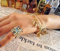 Pop Cool Splendid Castle Palace Design Ancient Ring PK-0034