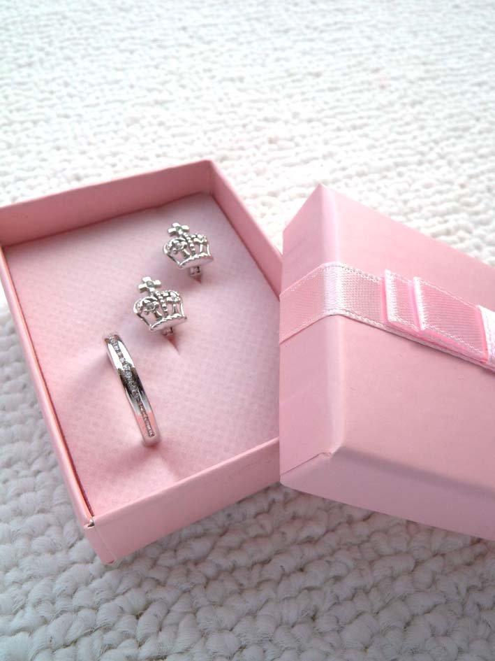Как сделать коробку ожерелья
