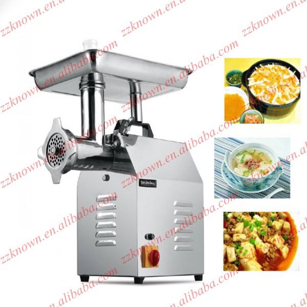 Popular Meat mincer for restaurant hotel kitchen equipment
