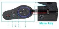 Проектор CTO 2500Lumens DVD 3D HD dvb/t Projecteur HDmi 2USB HD33+ DVBT