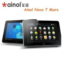 Планшетный ПК Ainol Novo 7 Mars android 4.0 tablet pc Cortex A9 1GB DDR3 Camera 16GB HD Screen 1024x600
