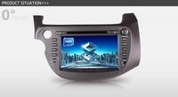 Автомобильный DVD плеер Infidini 8 ! dvd gps Honda Fit + 8G + Fit