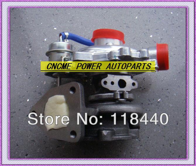 CT16 17201-30030 oil cooled turbo Turbocharger Toyota Hiace Hilux 2.5 D4D 2001- 2.5L 102HP 2KD-FTV 2KD Turbocharger GASKETS (5)