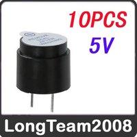 Акустические компоненты New 10pcs 5V Active Buzzer Continous Beep BM001-1 Brand new and