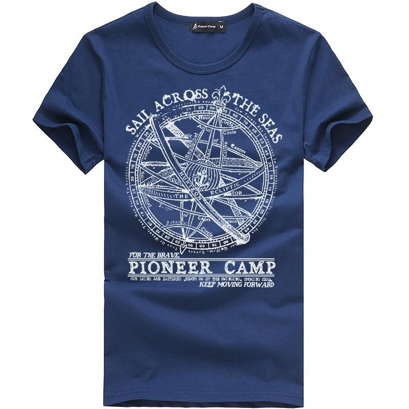 Мужская футболка 2016men o 405038