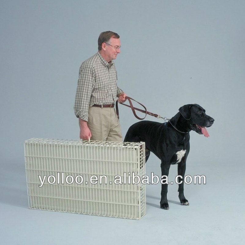 Folding Dog Crate Cage