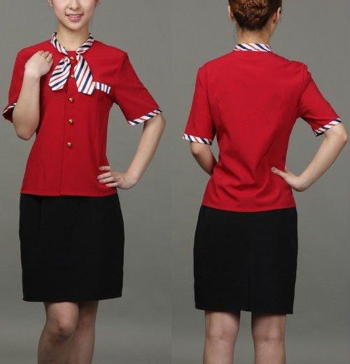 Service industry restaurant uniform buy