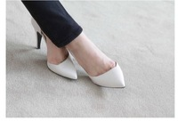 Туфли на высоком каблуке Formal Dress Shoes, Classic Women Sexy High Heels/Wedding Shoes, Fashion Low-cut Popular Pumps, Celebrity High Heels