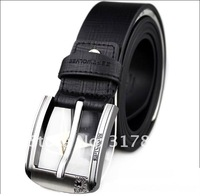 "Натуральная кожа New- Men's Belts Genuine Leather Wolf Totem Fine black Waist 30""-Waist 45"" SEPTWOLVES"
