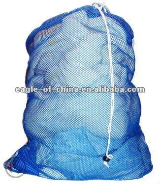 heavy duty nylon mesh hostipal laundry bag