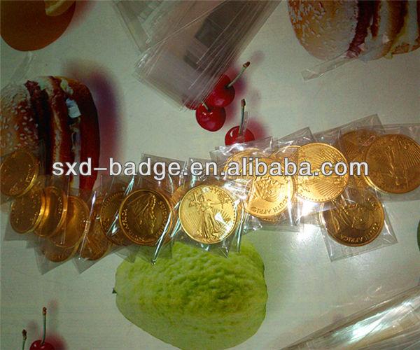 Popular gold 33.93g Tungsten Krugerrand coin