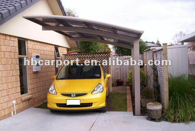 Outdoor Car Parking Carport Garage