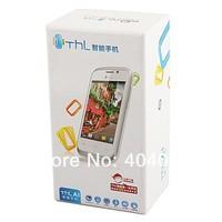 Мобильный телефон ThL A1 MTK6515 Smart Phone 3.5 Inch IPS Screen Android 4.0 Cortex A9 1.0GHz White +  gift