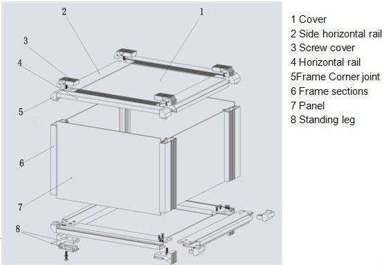 Series G1 Custom Aluminum Boxes