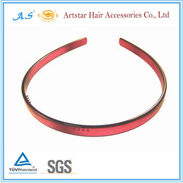 Covered Hair Bands Covered Elastic Hair Bands