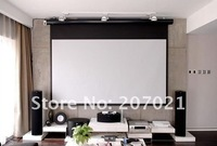 Проекционный экран High-quality 150inch 4:3 3D silver screen Motorized Projector screen Electric projection screen with wireless remote controller