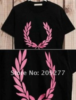 Мужская футболка Fast SHIPPING 2012 Men's Fashion Korean 100% Cotton T shirt, Stylish clothing, Man's Tee shirt, can OEM in 5pcs