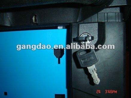 GRM1000H ten drawers aluminium tool box