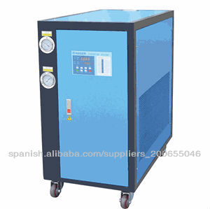 china industrial water chiller machine