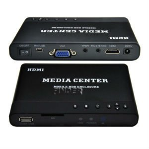MP-700 1080P Full HD Media Player