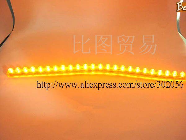 50pcs/lot free shipping 120cm 120LED Waterproof flexible PVC led strip TL021
