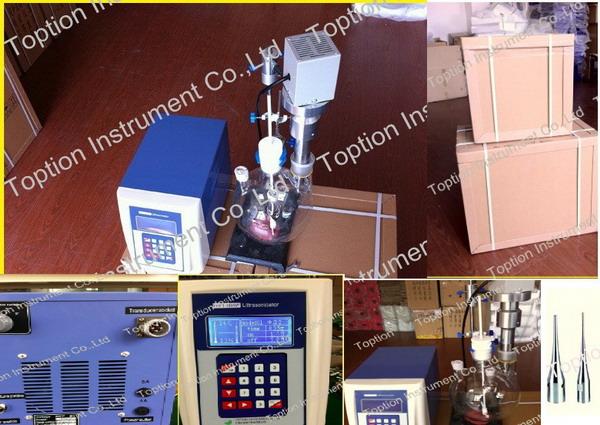 4. Ultraso<em></em>nic Instruments Series%4.6 Hand Held Ultraso<em></em>nic Disrupter@xjt#5