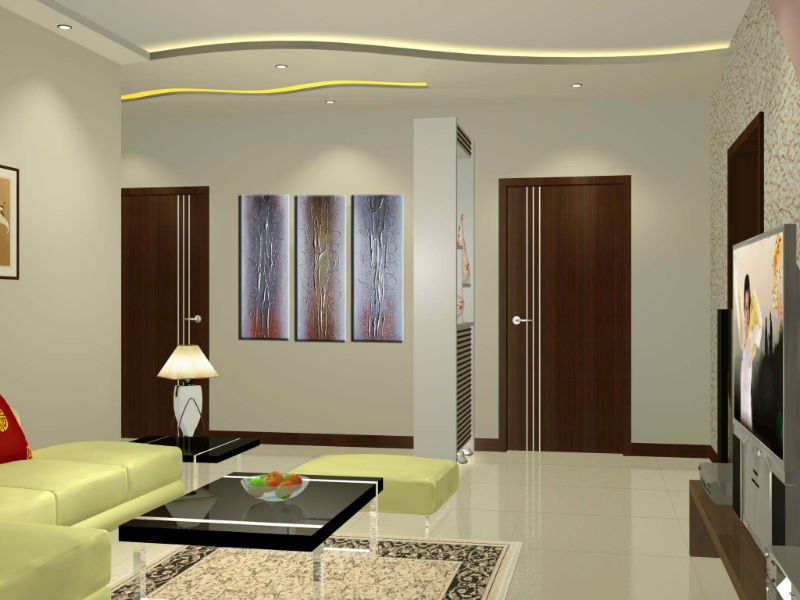 Tintas para paredes externas e internas leroy merlin - Pinturas modernas para casas ...