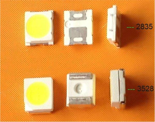 110lm/w LED 2835 SMD for LED tubes