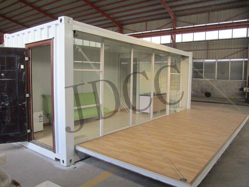 prebuilt modular prefabricated container houses