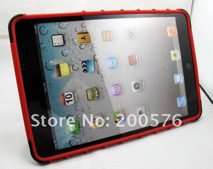 TPU+PC Super case for Mini iPad