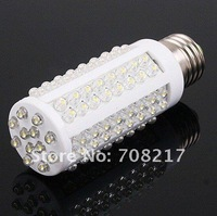 Светодиодная лампа 110-240V E27 108 LED Bulb 6W 6500K cool White Corn Shape Light Energy Saving LED Lamp