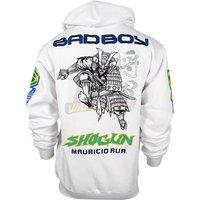 2012 New Arrival, UFC Bad Boy Shogun UFC113 HOODIE & TOPS in White, Hip Hop Hoodie